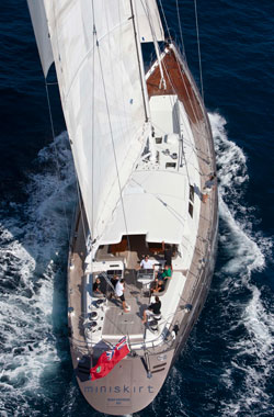 Yacht restoration, yacht repair, custom yachts, yacht construction