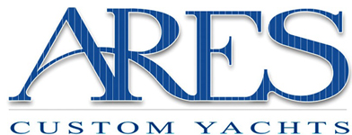 ares custom yachts, Custom Yacht Painting, Yacht boat restoration, florida, usa