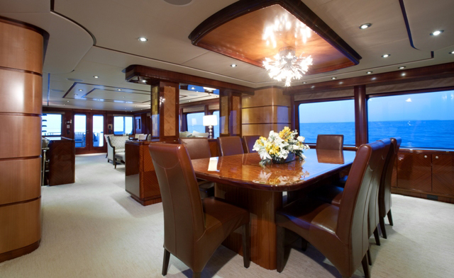 custom painting, yachts interior Design, florida
