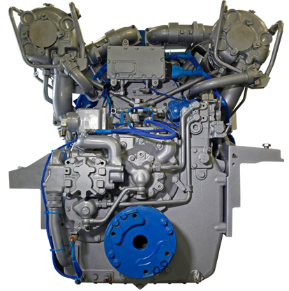 Engine Overhaul, Yachts, yacht construction, Marine Engine Repair