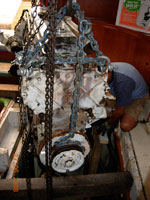 Marine Engines Overhaul, custom yachts, yacht construction