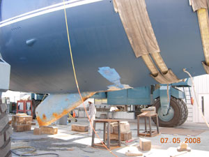 yacht repair, marine engineering, shipyards, naval architecture