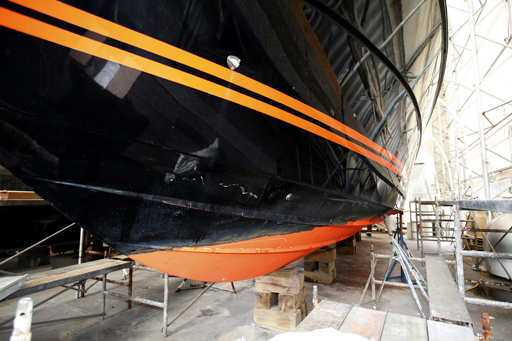 yacht construction, marine engineering, shipyards, naval architecture