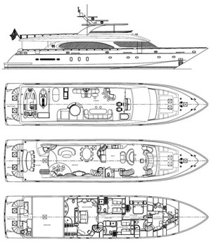 Yacht restoration, yacht repair, Marine Engines Overhaul, yacht construction